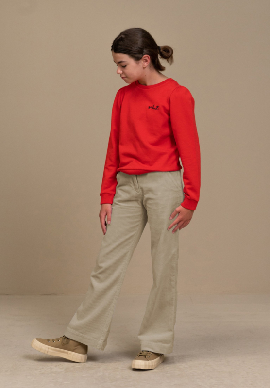 BY-BAR - Girls Nicky Sweater Pepper