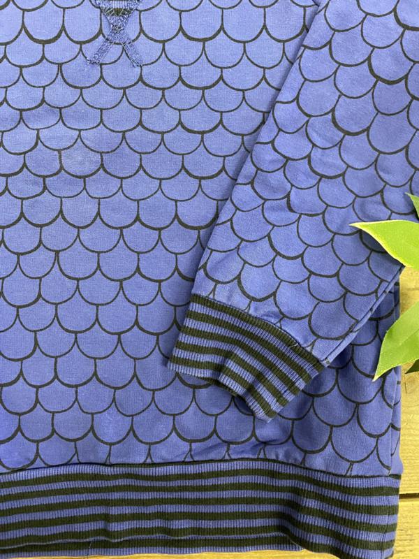 Mini Rodini -Blue Scales 104/110