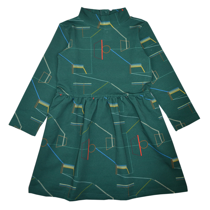 Ba*Ba Kidswear - Coco Dress Sportfield