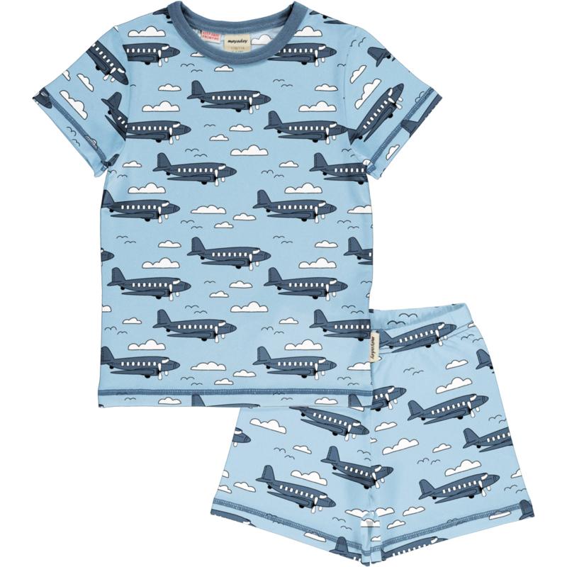 Meyadey - Pyjama Set Airoplane