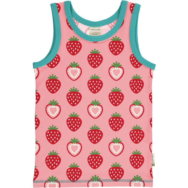 Maxomorra - Tanktop Strawberry