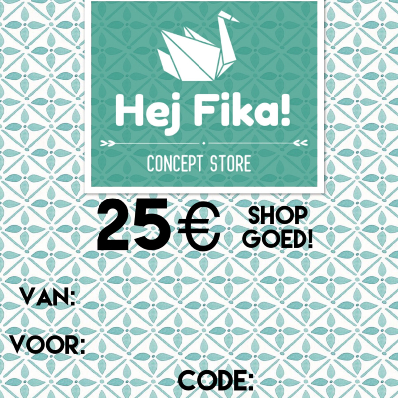Shop Goed! t.w.v. 25 euro