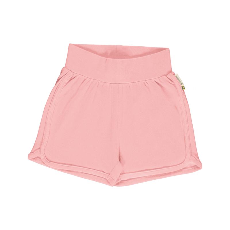 Maxomorra - Runner Shorts Solid Blossom