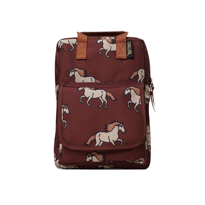 Carlijn Q - Backpack Wild Horses