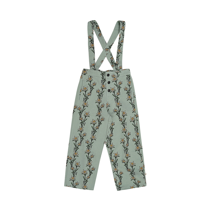 Carlijn Q - Culotte with Straps Edelweiss Teal