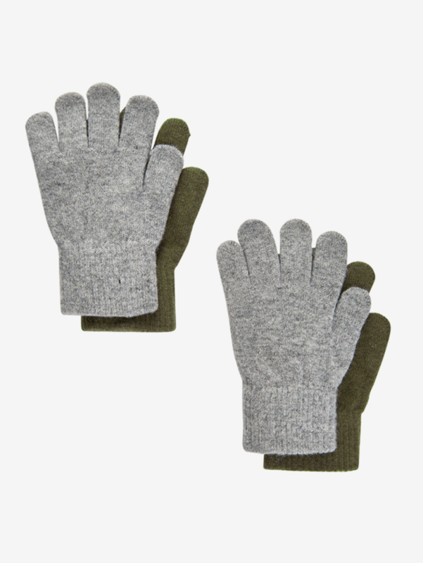 Celavi - Magic Gloves 2-pack Military Olive