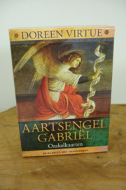 *[ N-0527 ] Kaarten; Orakel kaarten Aartsengel Gabriël