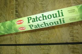 *[ N-0508 ] TUIN - WIEROOK; Patchouli, per buis á 10 sticks