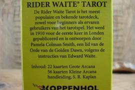*[ N-0437 ] Kaarten; RIDER WAITE TAROT mini