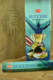[ N-0312 ] Success Wierook, per buisje á 20 stokjes