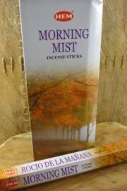 [ N-0030 ] Morning Mist Wierook, per buisje á 20 stokjes