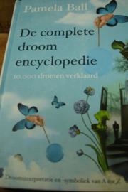 *[ N-0442 ] Boek; De complete droom ENCYCLOPEDIE