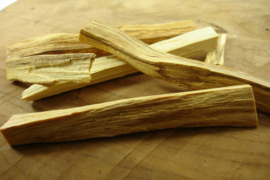 [ N-0199 ] Palo Santo sticks  +/-  25 gram