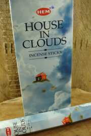 [ N-0305 ] House in Clouds Wierook, per buisje á 20 stokjes