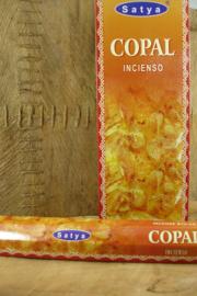 [ N-0309 ] Wierook: Satya Copal, buisje van 20 stokjes