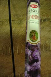 *[ N-0506 ] TUIN - WIEROOK; Lavender, per buis á 10 sticks