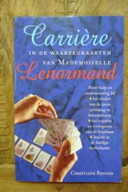 *[ N-0560 ] Boek; Carriére in de waarzegkaarten
