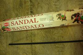 *[ N-0505 ] TUIN - WIEROOK; Sandal, per buis á 10 sticks