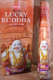 [ N-0460 ] Lucky Buddha Wierook, per rol á 20 stokjes
