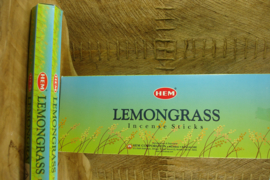 [ N-0314 ] Lemon Grass Wierook, per buisje á 20 stokjes