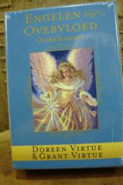 +[ N-0476 ] Kaarten; Engelen van Overvloed, Orakelkaarten