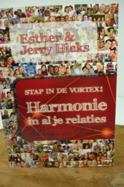 *[ N-0522 ] Boek; Stap in de vortex: Harmonie in al je relaties