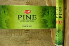 [ N-0313 ] Pine Wierook, per buisje á 20 stokjes