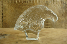 [ N-0274 ] Glas Adelaar  8.3 cm.