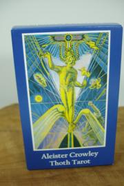 *[ 0529 ] Kaarten; Aleister Crowley, Thoth Tarot