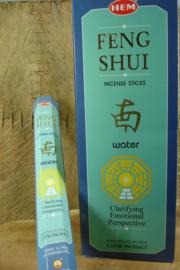[ N-0319 ] Feng Shui water Wierook, per buisje á 20 stokjes