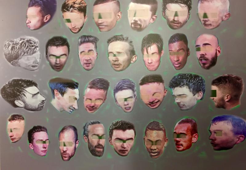 Jos Houweling - Portretten