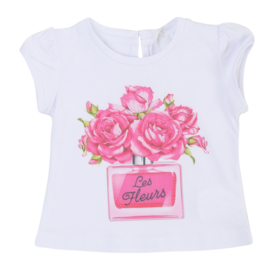 Shirt flower. Fun&fun