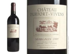 Durfort-Vivens, Grand Cru Classé, Margaux, Lurton 97