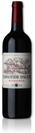 La Bastide Dauzac, Margaux, 2e wijn van Château Dauzac, Grand Cru Classée, 2009