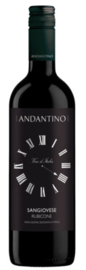 Andantino Sangiovese, Rubicone, IGT, 2018