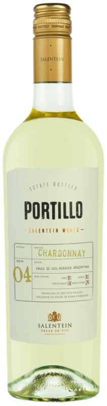 PORTILLO Chardonnay, Valle de Uco, Mendoza, 2019