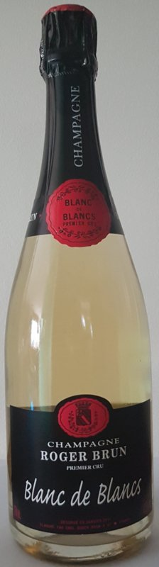 "Roger Brun ""Blanc de Blanc"", 1er cru, brut"