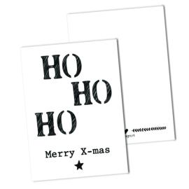 Ho Ho HO Merry x mas