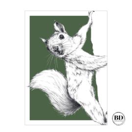 FALL IN LOVE | Eekhoorn kleur