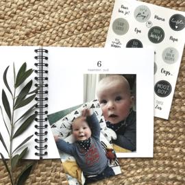 Fotoboek | Mijn 1e jaar!