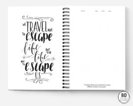 Reisdagboek | Lange reis