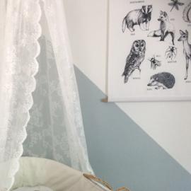 Bosdieren | Textielposter 60x 90 cm