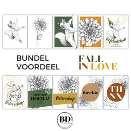FALL IN LOVE | Voordeelbundel