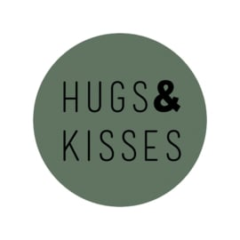 Sticker | Hugs & Kisses - 5 st.