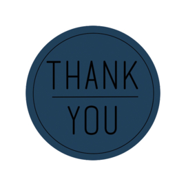 Sticker | Thank you - 5 st.
