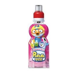 Pororo Strawberry Flavor 뽀로로 (딸기맛) 235ml