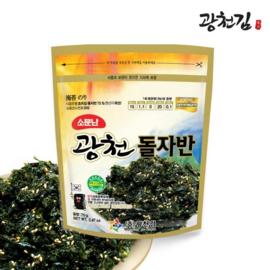 GWANGCHEON Seaweed Flakes  소문난 광천김 - 돌자반 70g