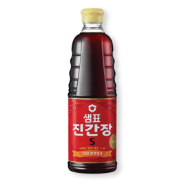 SEMPIO Jin S Soy Sauce 진간장 S 930ML