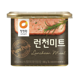 CHUNG JUNG ONE Luncheon Meat 런천미트 340g