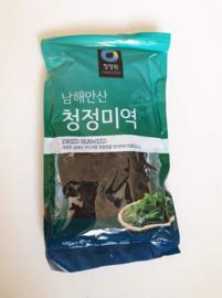CHUNGJUNGWON Seaweed 남해안산 청정미역 100g (40인분)